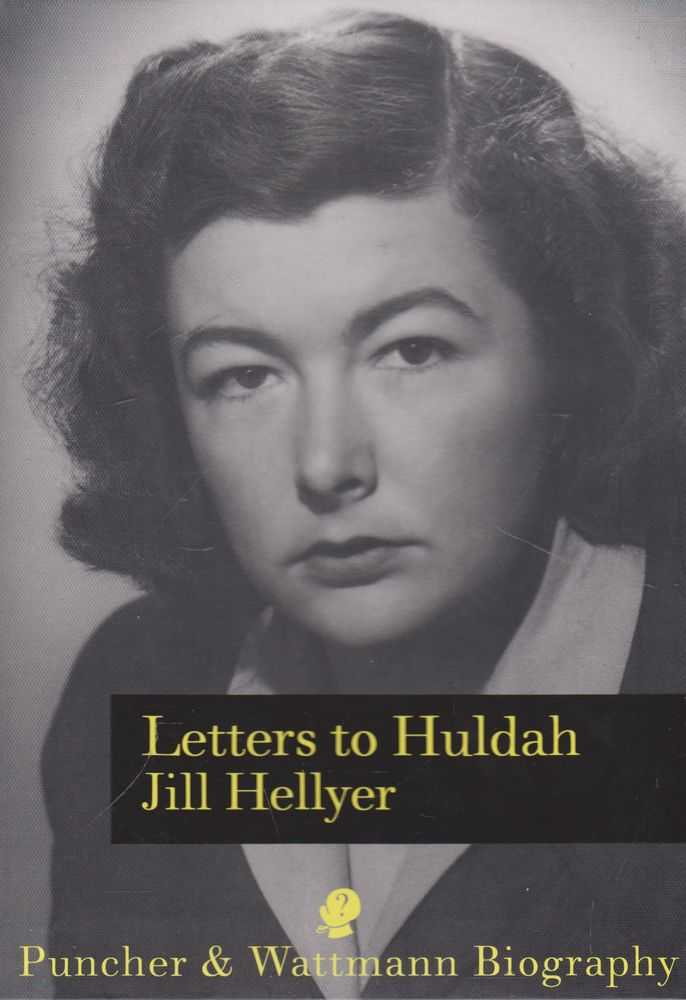 Letters to Huldah, Jill Hellyer