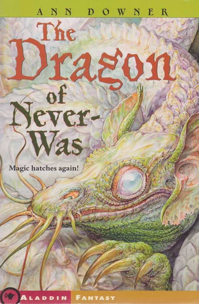 The Dragon of Never-Was, Ann Downer