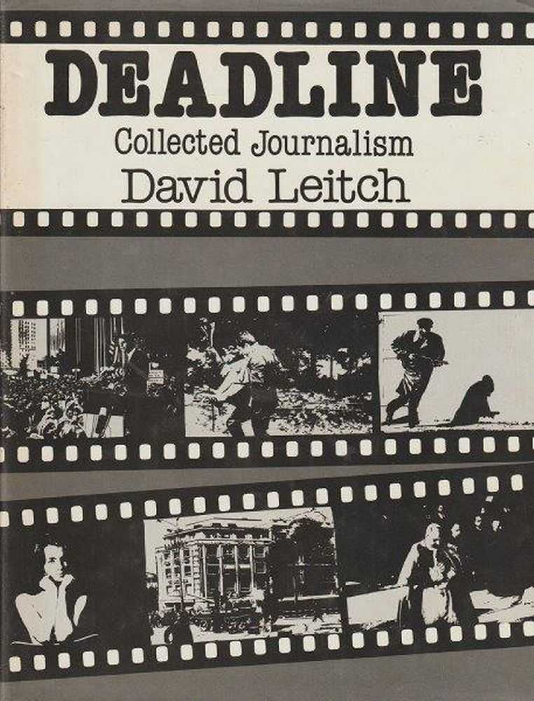 Deadline - Collected Journalism, David Leitch