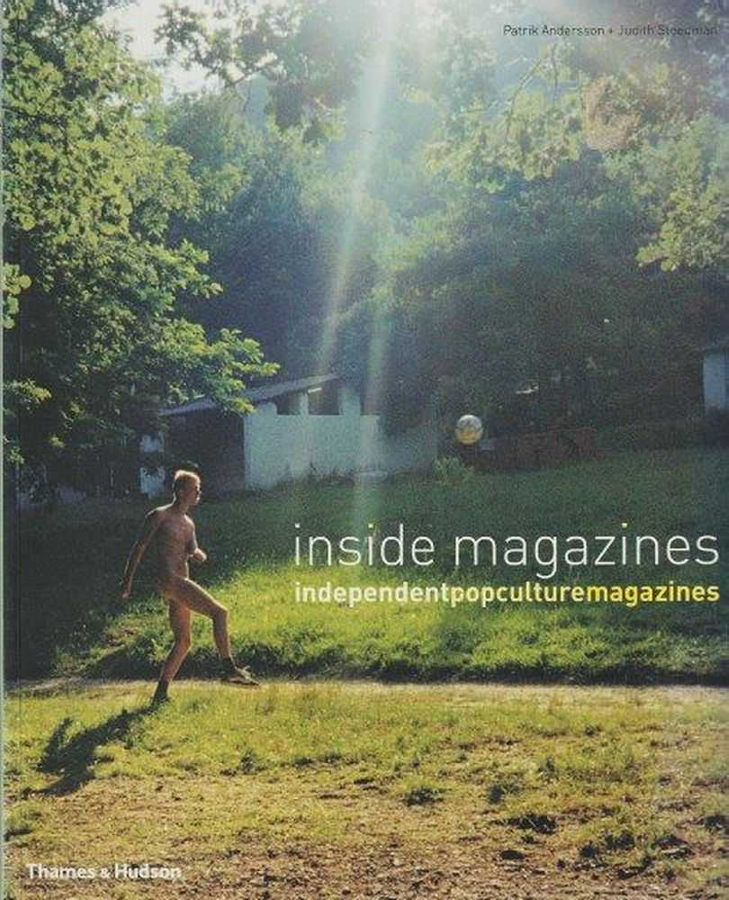 Inside Magazines - Independent Pop Culture Magazines, Patrick Andersson and Judith Steedman