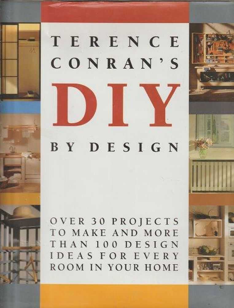 Terence Conran's DIY By Design, Terence Conran