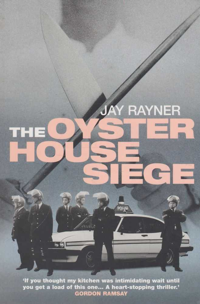 The Oyster House Siege, Jay Rayner