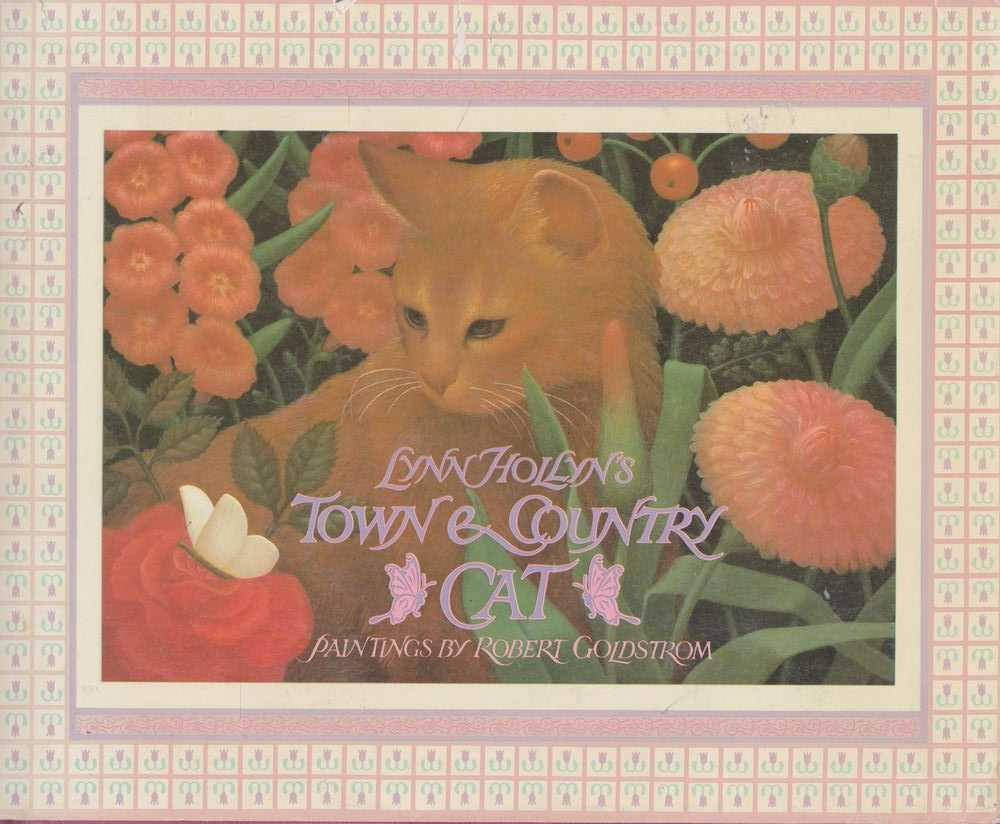 Lynn Hollyn's Town & Country Cat, Lynn Hollyn