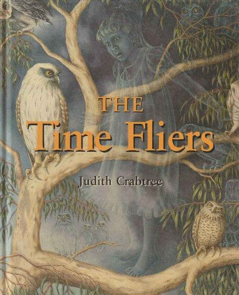 The Time Fliers, Judith Crabtree