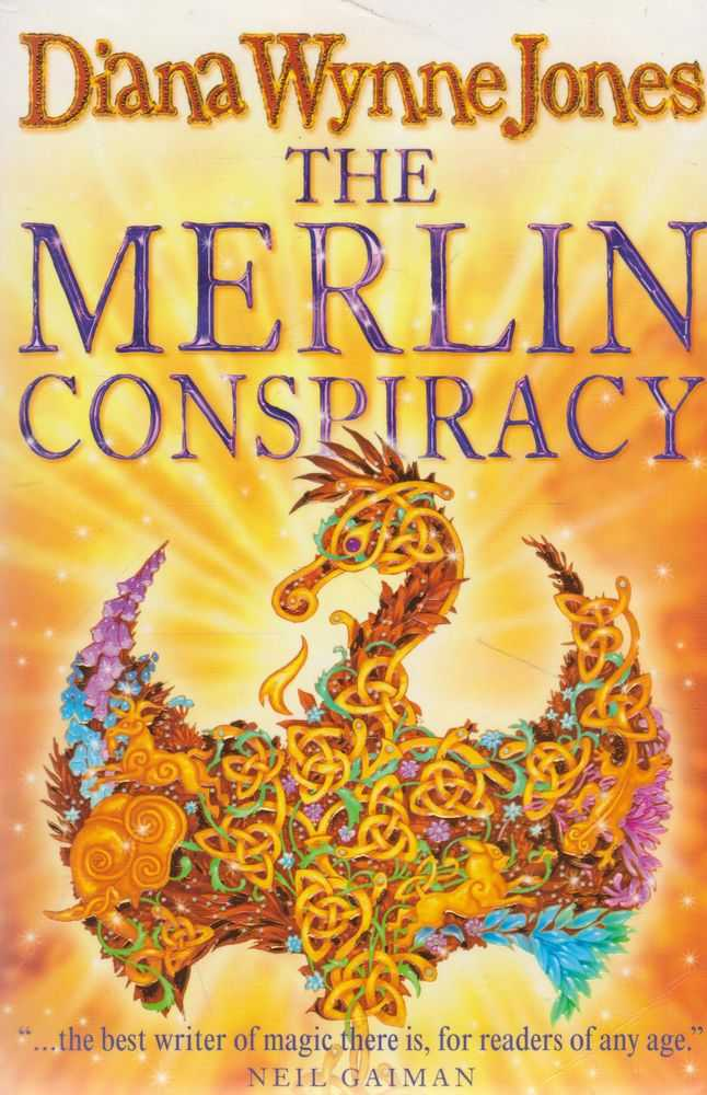 The Merlin Conspiracy, Diana Wynne Jones
