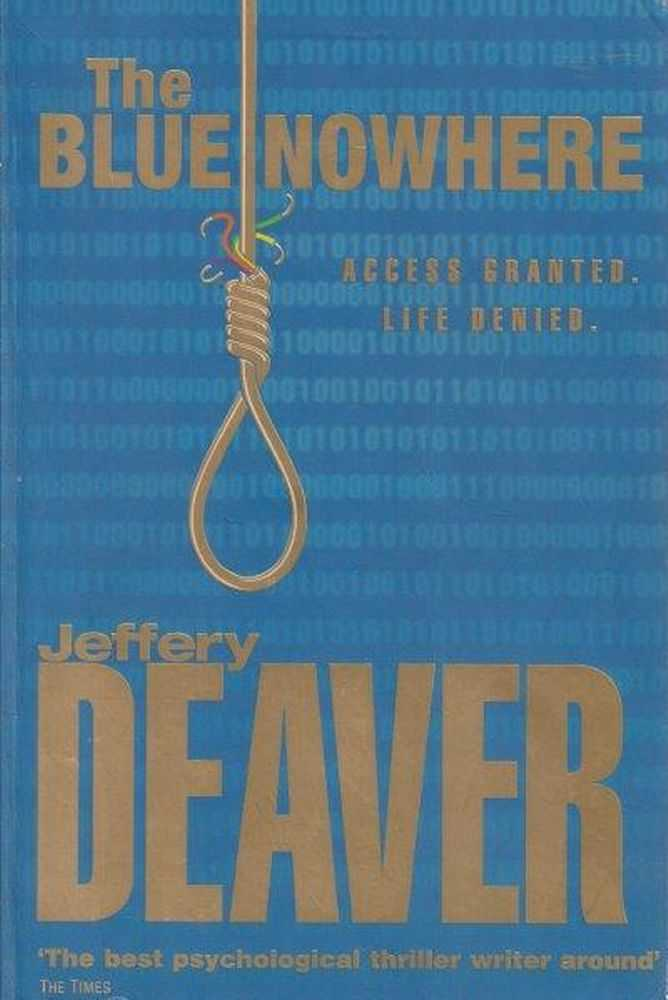 The Blue Nowhere, Jeffry Deaver