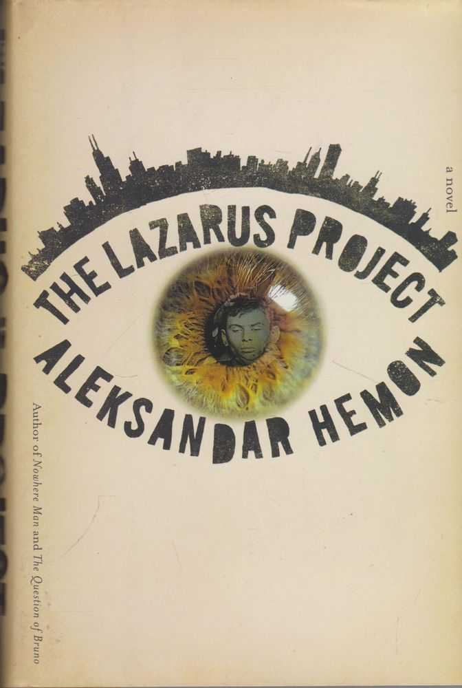 The Lazarus Project, Aleksandar Hemon