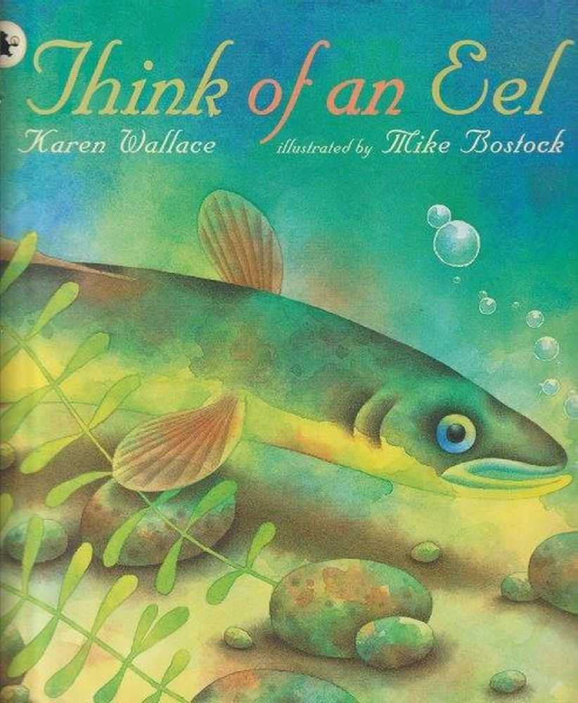 Think Of An Eel, Karen Wallace
