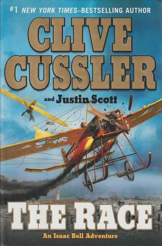 The Race, Clive Cussler & Justin Scott