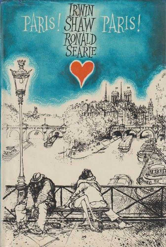 Paris! Paris!, Irwin Shaw and Ronald Searle