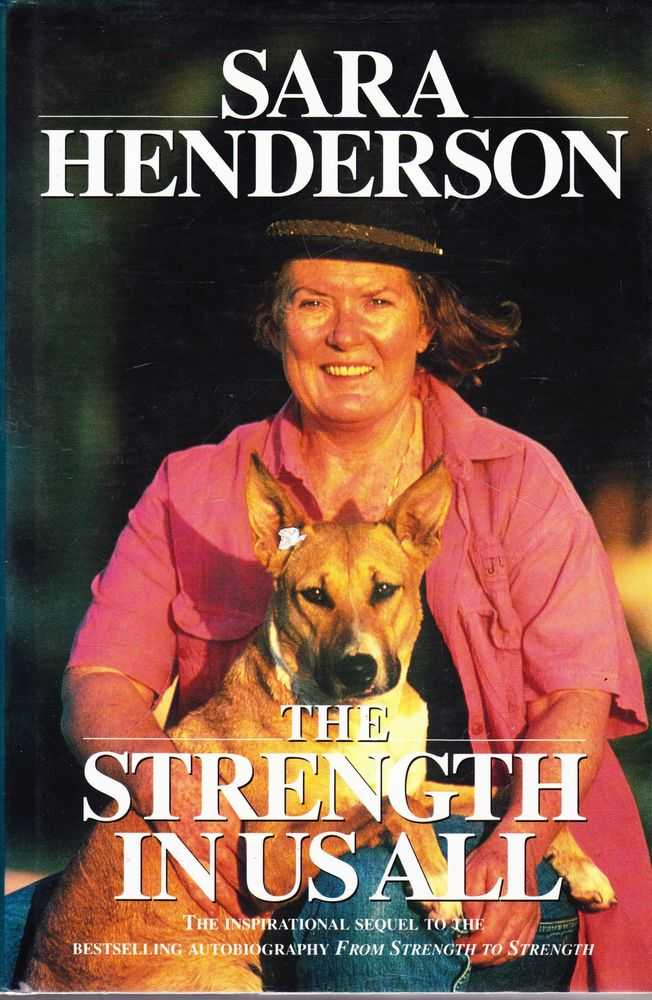 The Strength in Us All, Sara Henderson