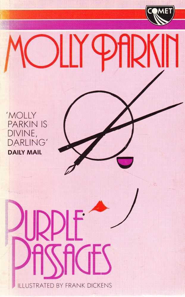 Purple Passages, Molly Parkin