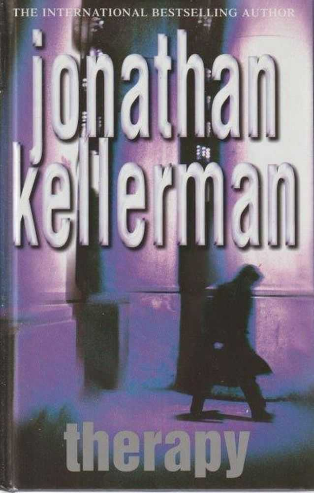 Therapy, Jonathan Kellerman