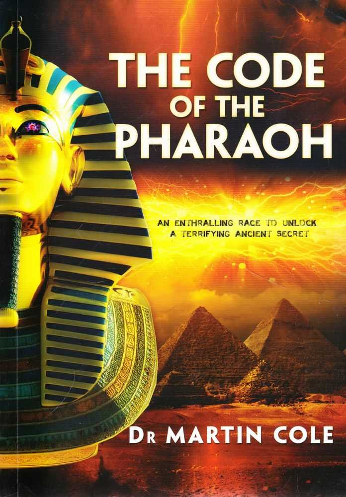 The Code of the Pharaoh, Dr Martin Cole
