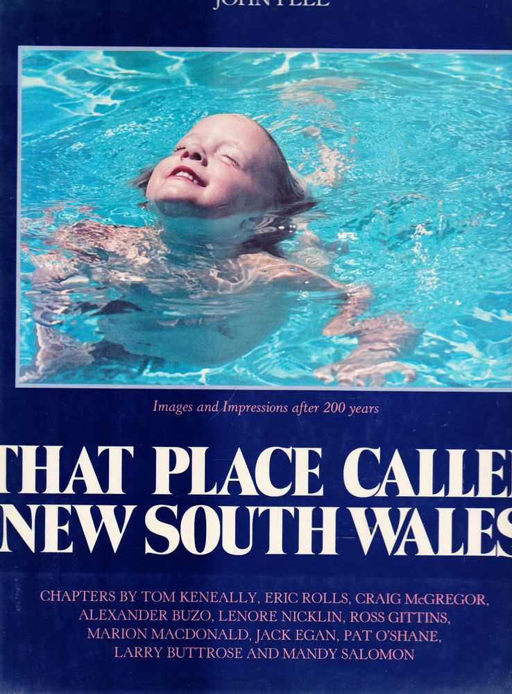 That Place Called New South Wales: Images and Impressions After 200 years, John Peel