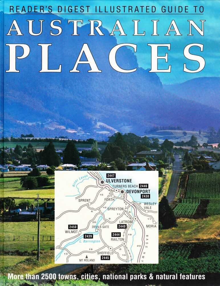 Reader's Digest Illustrated Guide to Australian Places, Reader's Digest