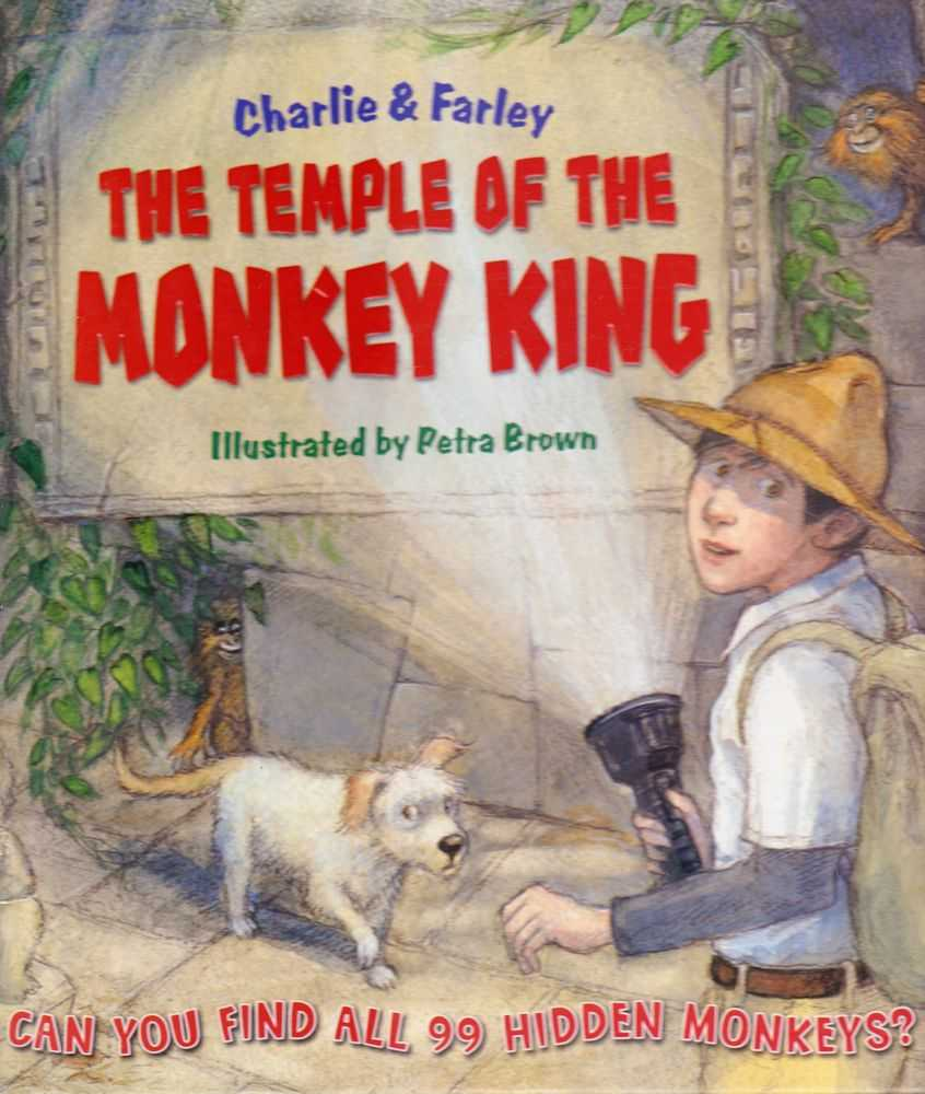 Charlie & Farley: The Temple Of The Monkey King, Hinkler Books