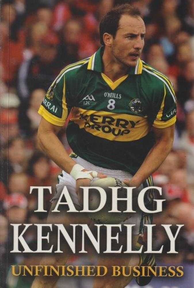 Unfinished Business, Tadhg Kennelly