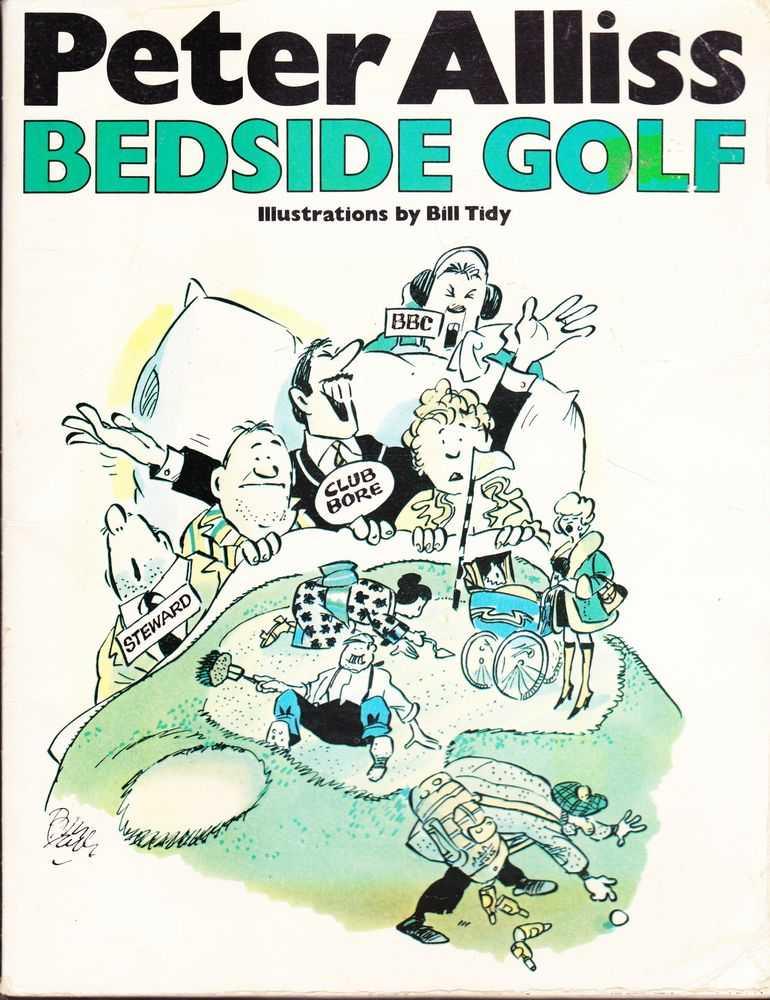 Bedside Golf, Peter Alliss