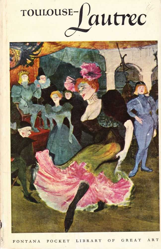 Henri De Toulouse-Lautrec [Fontana Pocket Library of Great Art], Sam Hunter [Text]