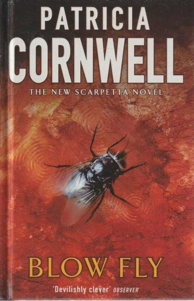 Blow Fly, Patricia Cornwell