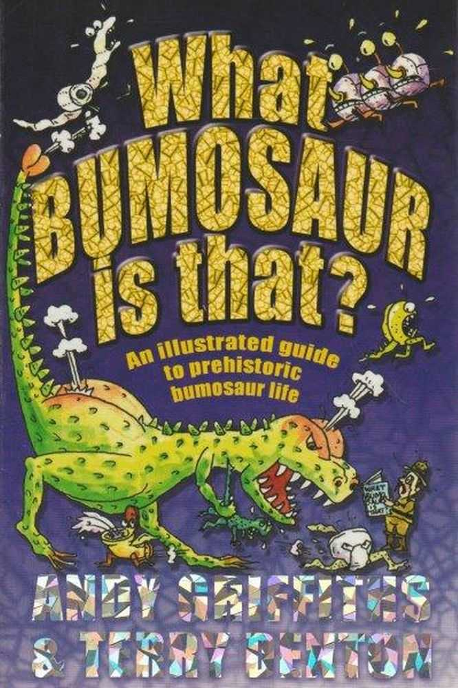 Image for What Bumosaur Is That?