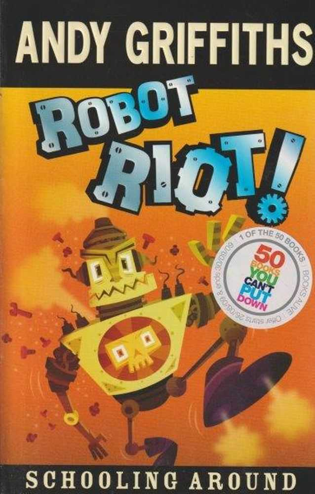 Robot Riot!, Andy Griffiths