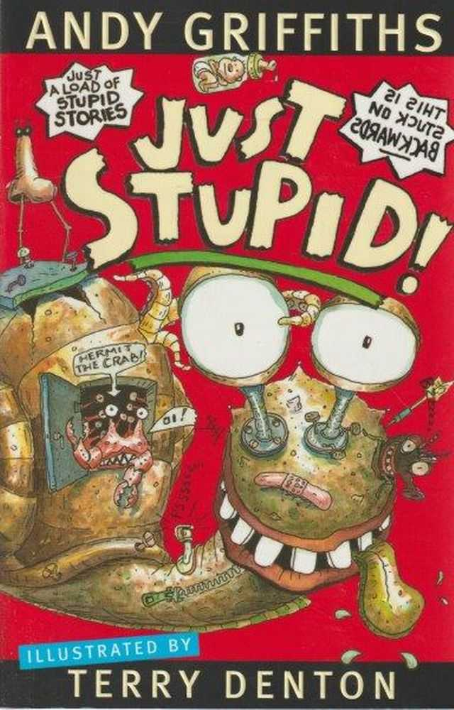 Just Stupid!, Andy Griffiths