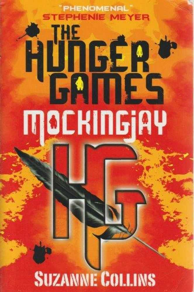 The Hunger Games: Mockingjay, Suzanne Collins