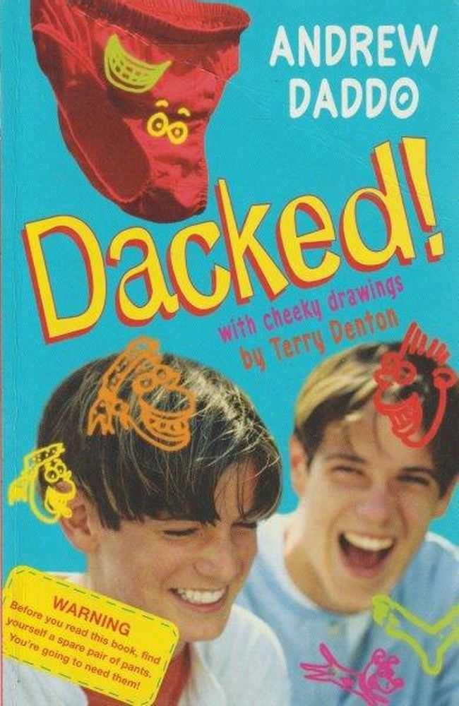 Dacked!, Andrew Daddo