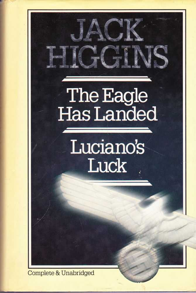 The Eagle Has Landed: Luciano's Luck, Jack Higgins