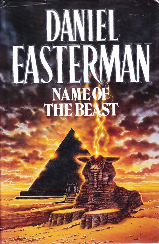 Name of the Beast, Daniel Easterman