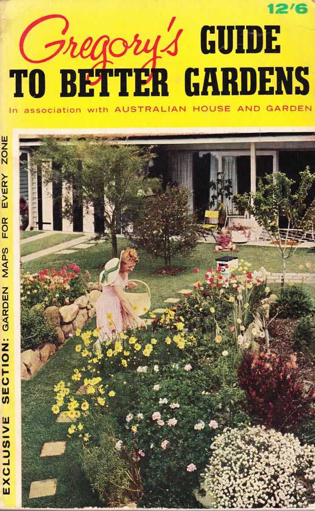 Gregory's Guide to Better Gardens, Beryl Guertner [Compiled]