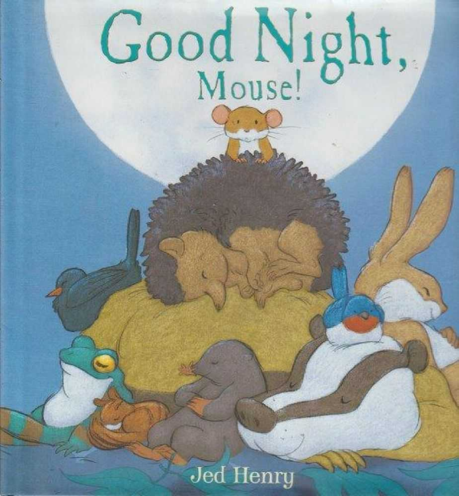 Good Night, Mouse!, Jed Henry