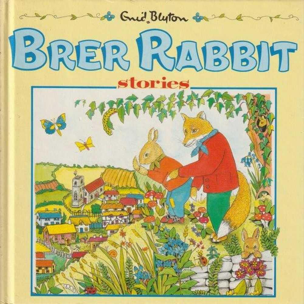 Brer Rabbit Stories, Enid Blyton