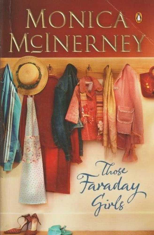 Those Faraday Girls, Monica McInerney