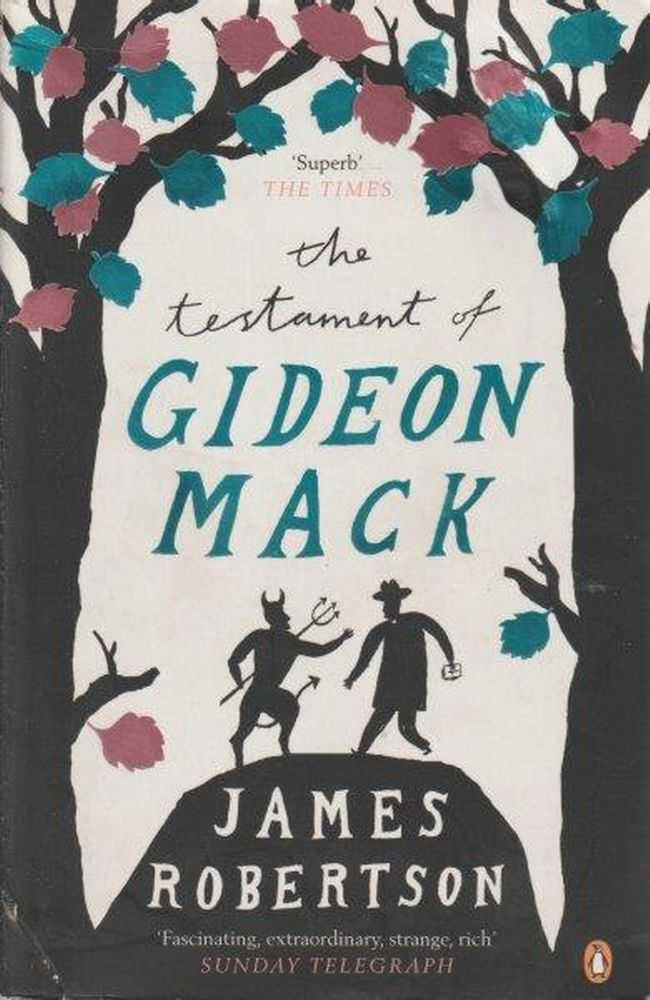The Testament Of Gideon Mack, James Robertson