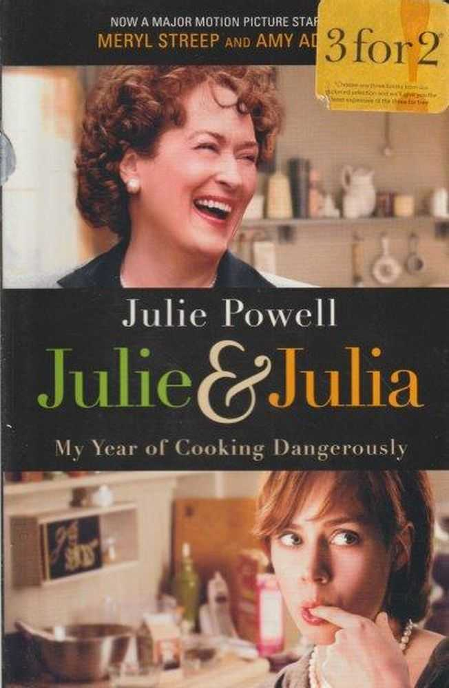 Julie & Julia, Julie Powell