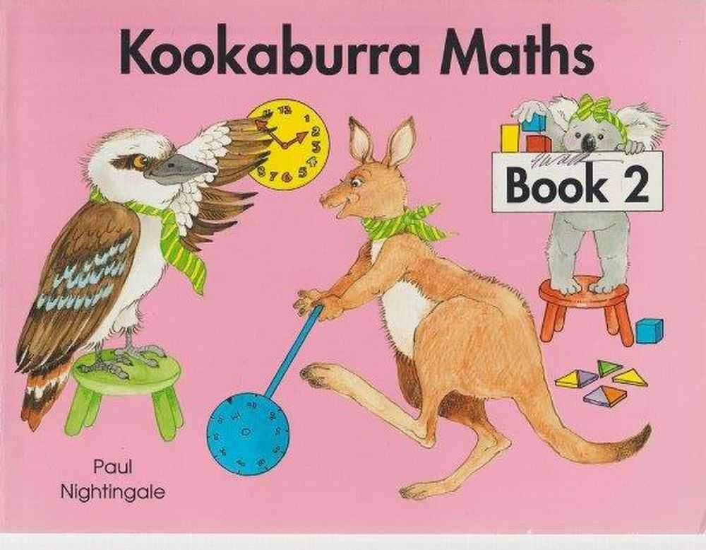 Kookaburra Maths Book 2 - NOT USED, Paul Nightingale