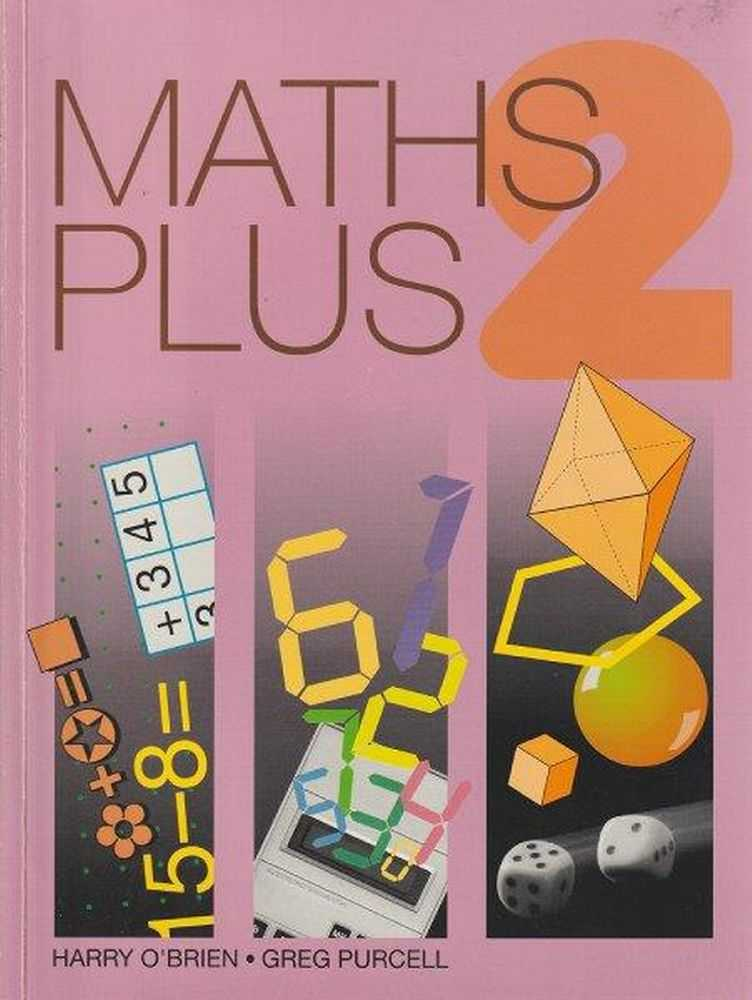 Math Plus 2, Harry O'Brien and Greg Purcell