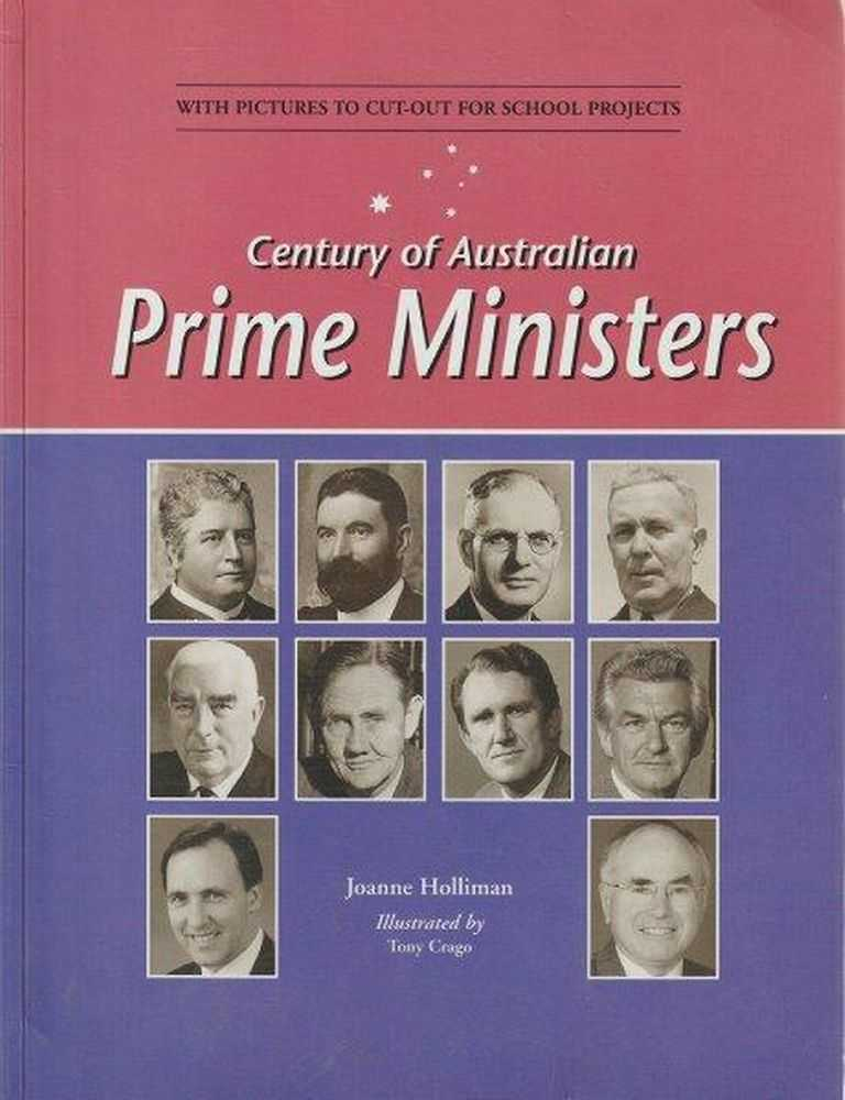 Century Of Australian Prime Ministers, Joanne Holliman