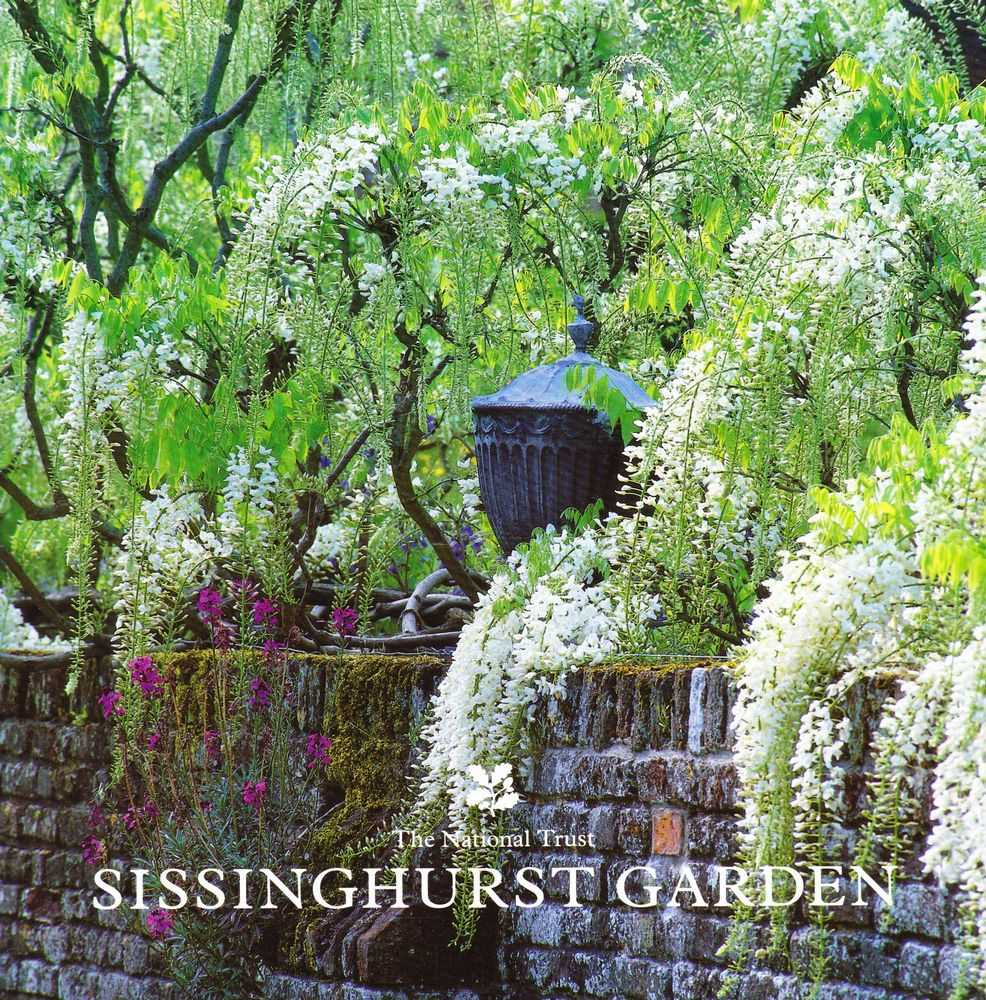 Sissinghurst Garden, Nigel Nicolson, The National Trust
