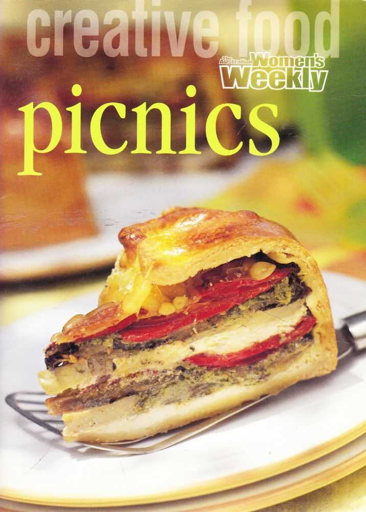 Creative Food: Picnics, The Australian Women's Weekly