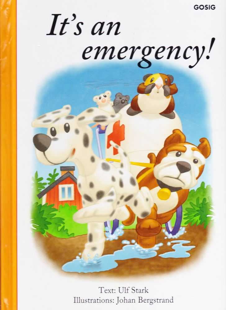 It's An Emergency!, Ulf Stark