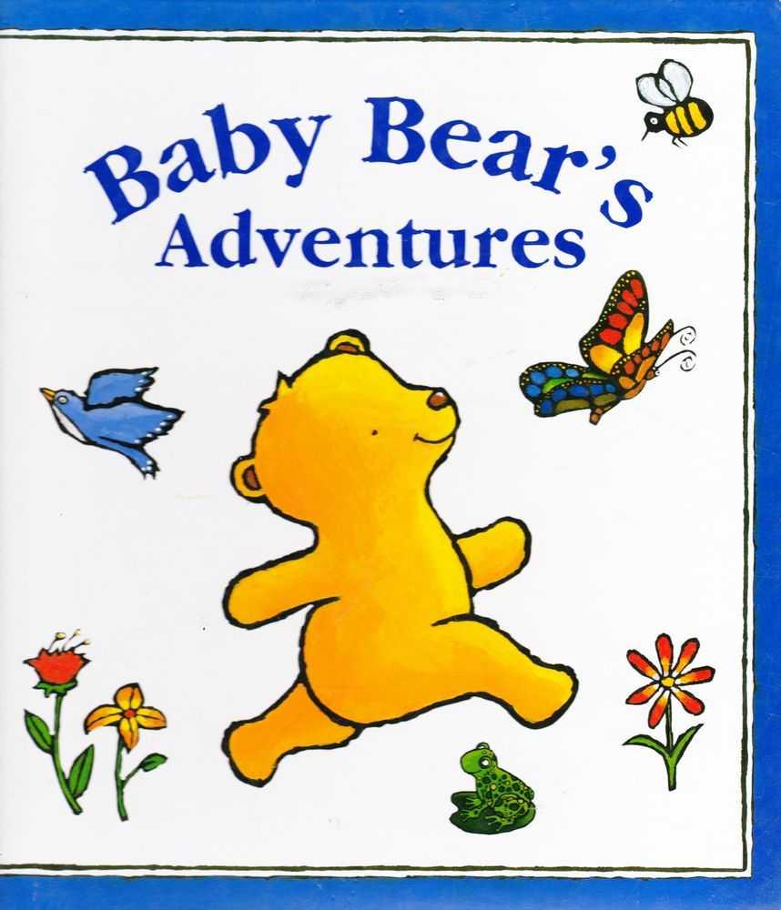 Baby Bear's Adventures, Lorette Broekstra