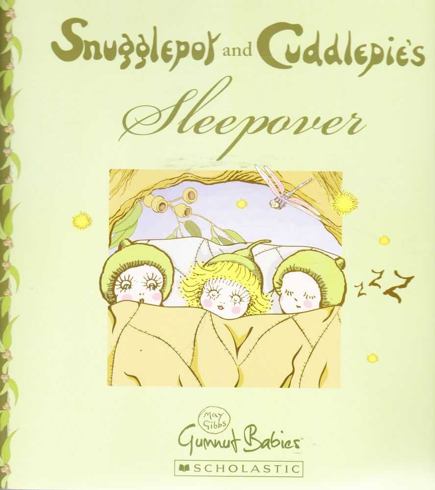 Snugglepot and Cuddlepie's Sleepover, May Gibbs