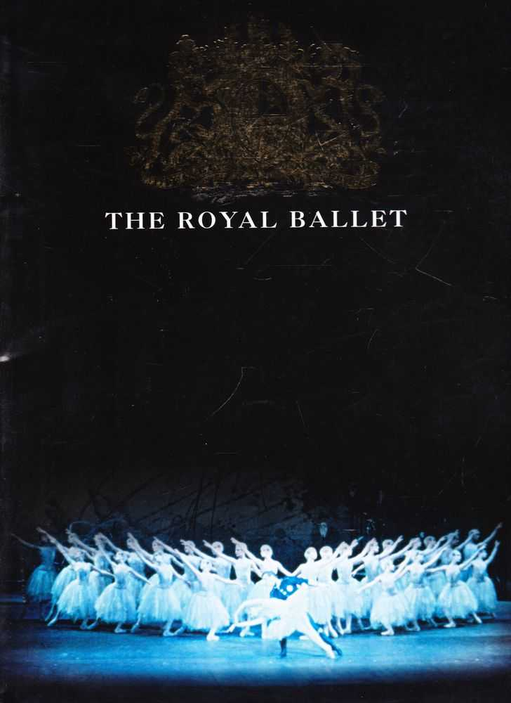 Image for The Royal Ballet Touring Australia in 2002