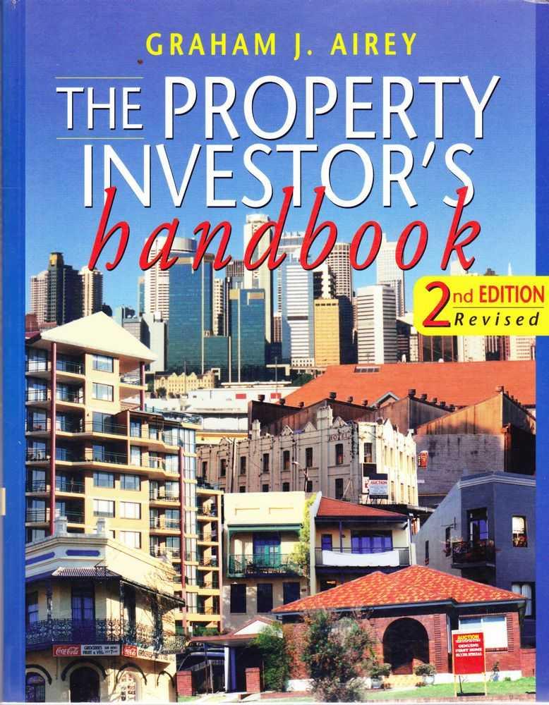 The Property Investor's Handbook, Grham J. Airey