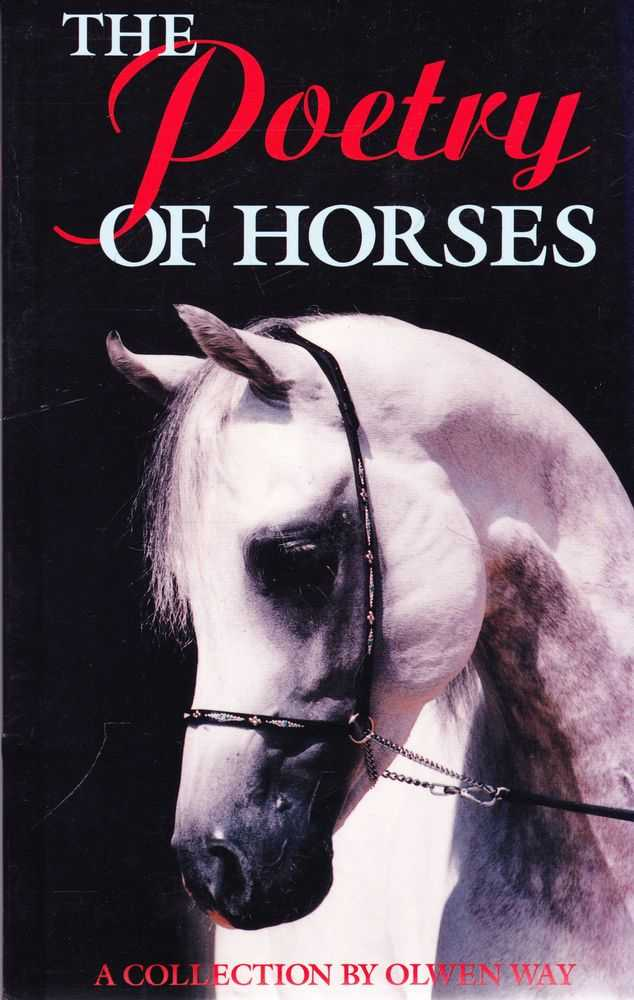 The Poetry Of Horses, Owen Way [ Compiled]