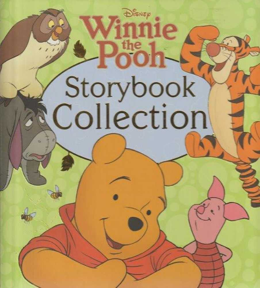 Disney Winnie The Pooh - The Story Of The Film - Part 1, 2 & 3; The Bluster Day; The Honey Tree, Adapted by Lisa Ann Marsoli